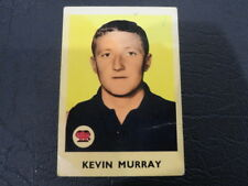 1965 SCANLENS CARD NO.10 KEVIN MURRAY #48