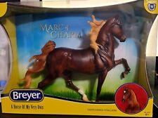 Breyer 2021 WGC MARC OF CHARM #1847 Saddlebred Stallion NIB Gorgeous Model