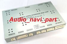 Audi MMi 3g/3G plus from 2009y A1/A4/A5/A6/A7/A8/Q7/Q3/Q5 video interface