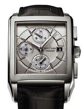 New Maurice Lacroix Pontos Rectangulaire Automatic Chronograph P16197-SS01-130