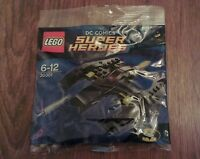"""LEGO SUPER HEROES Set No.30301 """"Batwing"""" - NEW FACTORY SEALED POLYBAG"""