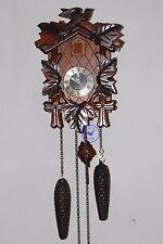 Vintage Still work Metal Movement & clock pendulum & Chain Wall Clock