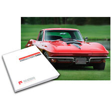 1967 C2 Corvette Assembly Instruction Manual