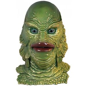 Creature From The Black Lagoon Mask Costume Mask Adult Halloween