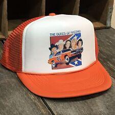 Dodge Charger Mopar Vintage 70's 80's Trucker Hat Foam Mesh SnapBack Cap Orange