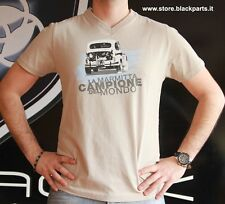 T-Shirt Abarth Heritage Campione del Mondo Tg. S