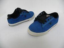 Fallen Skate Kids Bomber Imperial Blue Black Size 1 Tenis Athletic Footwear