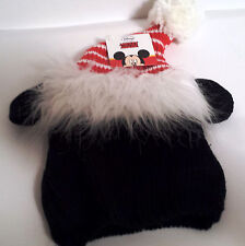 Childs Mickey Mouse Winter Holiday Hat (one size)