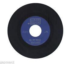 Bruce Channel 1968 Mala 45rpm Mr. Bus Driver /It's Me Northern Soul Dale Hawkins