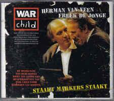 Herman Van Veen en Freek de Jonge- Staakt Makkers Staakt cd maxi single