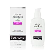 Neutrogena Oil-Free Moisture Facial Moisturizer SPF 35 (73 ml)EXPIRES 06/17