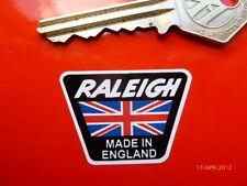 Raleigh Trapezoidal Estilo Cabezal pegatina Bicicleta Chopper Clásico Vintage