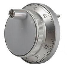 5V 100PPR 6 Terminal Eletronic Hand Wheel Pulse Encoder for CNC System