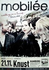 Mobilee - 2012-concerto MANIFESTO-Walking On a MIONETTO-TOUR POSTER-Amburgo