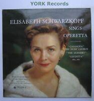 SAX 2283 - ELISABETH SCHWARZKOPF - Sings Operetta - Excellent Con LP Record