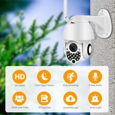 1080p hd ip red Camera exterior cámara de vigilancia WiFi WLan Dome cctv Outdoor