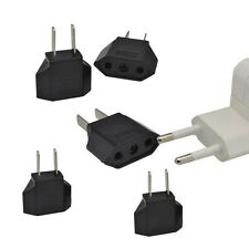 ProEuropean EU to US USA Travel Power Charger Adapter Plug Outlet Converter 250V