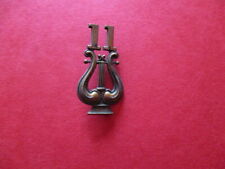 U.S. Army 1898-1902 Insisnie Musician Pin 11 Cavalry 2 Inches Tall