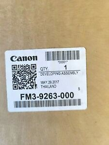 FM39263000-Genuine Canon (FM3-9263-000) Developing Assembly, OEM