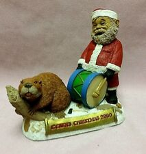 "Clark & Wolfe ""Cairn Christmas 2000~Slappy Beaver"" #6367 Edition # 45 Story Card"