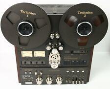 Legendary Technics RS-1520P Reel-to-Reel Tape Deck (SERVICED, Multivoltage)