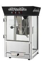 Black Matinee Movie 8-oz Antique Popcorn Machine