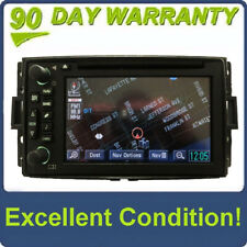 SAAB Navigation GPS LCD Display Radio Stereo CD Player 25845961 Touch Screen OEM