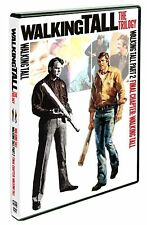 Walking Tall The Trilogy 3 Disc DVD Movie Set Lot 1973 1975 1977 Complete Bo Box