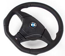 Tuning Abgeflacht Lederlenkrad BMW E34 E36 E39 Z3   Leder Lenkrad mit Airbag