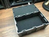 1/6 Scale Gun Dust Box Plastic Weapon Case Model Soldier Accessories Storage Box