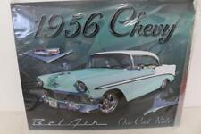 Chevy Bel Air, Tin Repro Sign Lot 281