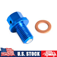 Magnetic Oil Drain Plug Bolt /& Washer For KTM 450 EXC Racing 2003-2007