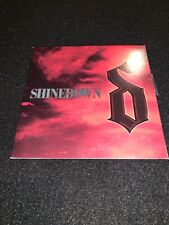 SHINEDOWN • Debut Album Advance Slipcase Fly From The Inside No More Love 2003