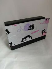 Meow Cats Dock Sock - Nintendo Switch Dock Cover - Cotton Dock Cozy - Switch