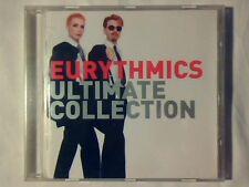EURYTHMICS Ultimate collection cd ARETHA FRANKLIN STEVIE WONDER