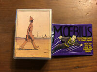 1993 Moebius Collector Cards Complete Set! NM/Mint (Comic Images) + Wrapper