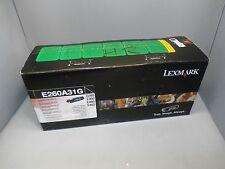 Genuine New Lexmark E260A31G Toner 3500 Page E260, E360,E460 and E462