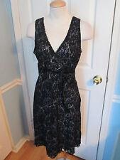 bebe lace  dress m new                  #622