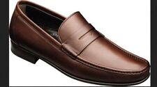 Allen Edmonds Rimini Slip-On Loafer, Brown, Size 9D, Made in Italy, New in Box