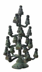 Albero Della Vita Amuleto 19 Monaci LP Ngern Wat Sothorn Altare Tempio Luck 1679