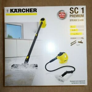 Karcher Steam Cleaner SC 1 PREMIUM with Floor kit BNIB MIB Fully Sealed