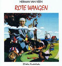 Herman van Veen - Rote Wangen - CD NEU Plätscher, Plitscher, Feder - Tunichtgut