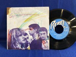 MARIE GARCONS RIEN DIRE 1977 REBEL ORIGINAL FRANCE 45T / 7'  EXC+