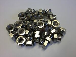 M8 SECURITY SHEAR NUTS A2 STAINLESS (QTY 10)