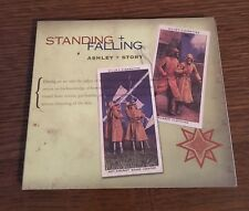 Dwight Ashley & Story - Standing & falling CD ALBUM 2005, (ambient illbient )