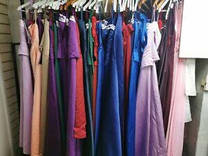 Job lot Ladies Formal Evening Dress x55 Glamourous Bridesmaid Wholesale