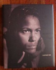 Cather1ne - Cathy Freeman Signed LE 250 Hardcover Book With DJ + Slipcase