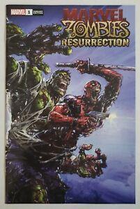Marvel Zombies Resurrection #1 NM Clayton Crain Variant Marvel Comics