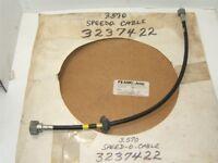 1980-1981 AMC Concord Spirit AMX speedometer cable NOS 3237422