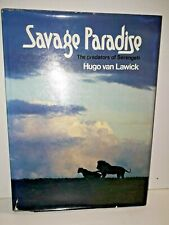 Livre  / sauvage paradise the predadator of serenseti  hugo van lawick